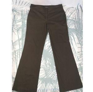 Tommy Hilfiger Wide Leg Chocolate Pants Size 10
